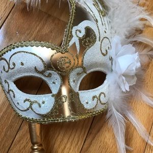 Accessories - Fancy mask For Mardi Gras or any other special